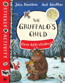 The Gruffalo's Child Sticker Book, Paperback