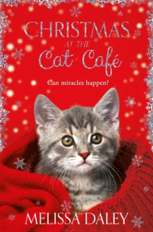 Christmas at the Cat Cafe, Hardback