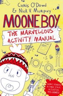 Moone Boy: The Marvellous Activity Manual, Paperback Book