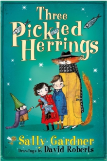 Three Pickled Herrings : The Detective Agency's Second Case, Paperback Book
