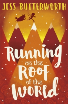 Running on the Roof of the World, Paperback Book