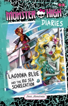 Lagoona Blue and the Big Sea Scarecation, Paperback