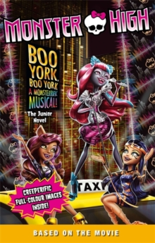 Boo York! Boo York! : The Junior Novel, Paperback