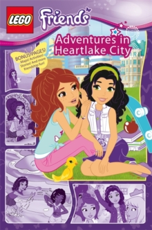 Adventures in Heartlake City, Paperback