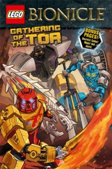 Gathering of the Toa, Paperback