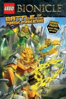 Battle of the Mask Makers : Book 2, Paperback