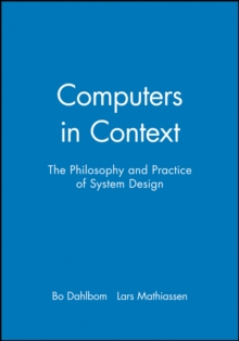 Computers in Context, Paperback