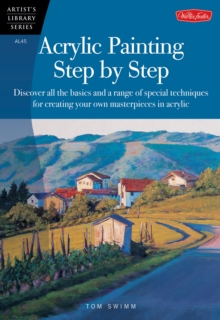 Acrylic Painting Step by Step, Paperback
