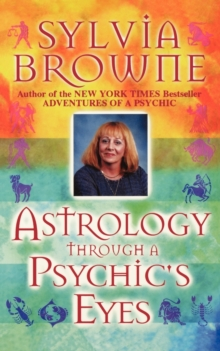 Astrology Through a Psychic's Eyes, Paperback Book