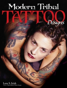 Modern Tribal Tattoo Designs, Paperback