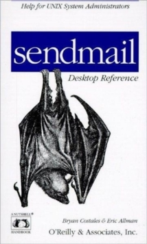 Sendmail Desktop Reference, Book