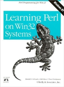 Learning Perl on Win32 Systems, Book