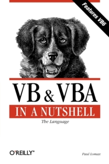VB and VBA in a Nutshell : The Languages, Paperback