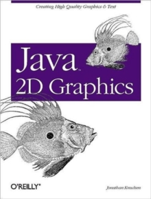 Java 2D Graphics, Paperback