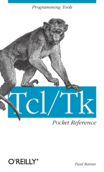 TCL/TK Pocket Reference, Book