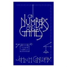 On Numbers and Games, Hardback Book