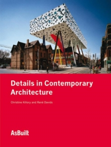 Details of Contemporary Architecture, Hardback