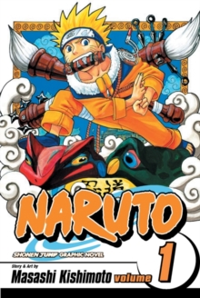 Naruto, Vol. 1, Paperback Book