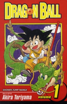 Dragon Ball, Paperback