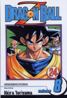 Dragon Ball Z, Paperback Book