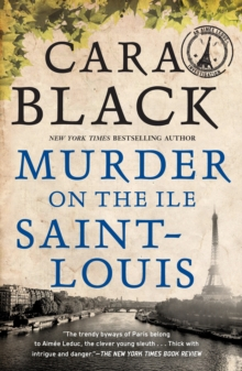 Murder on the Ile Saint-Louis, Paperback Book