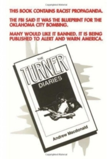 The Turner Diaries, Paperback