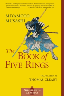 The Book of Five Rings, Paperback Book