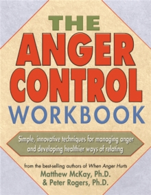 The Anger Control Workbook, Paperback