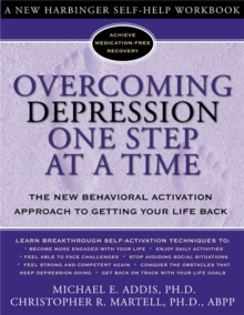 Overcoming Depression One Step at a Time, Paperback