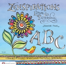 Zenspirations : Letters & Patterning, Paperback Book