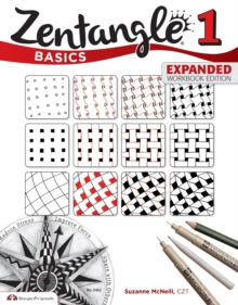 Zentangle 1 Basics, Expanded Workbook Edition, Paperback