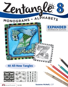 Zentangle 8, Expanded Workbook Edition, Paperback