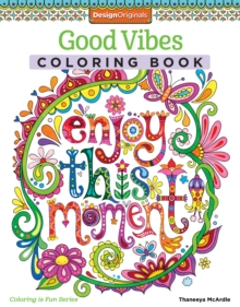 GOOD VIBES COLORING BOOK, Paperback