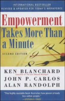 Empowement Takes More Than a Minute, Paperback