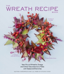 The Wreath Recipe Book, Hardback