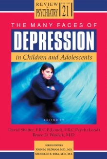 Image of The Many Faces of Depression in Children and Adolescents