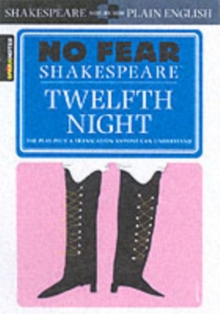 NO FEAR SHAKESPEAR -TWELFTH NIGHT, Paperback