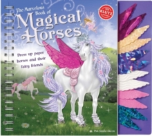 The Marvelous Book of Magical Horses, Mixed media product