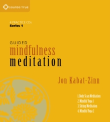 Guided Mindfulness Meditation, CD-Audio