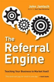 Referral Engine, Thee, Paperback Book