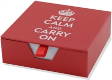 Desk Notes Keep Calm & Carry on, Other merchandise