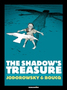 The Shadow's Treasure, Hardback