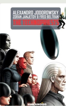 The Technopriests : Supreme Collection, Hardback