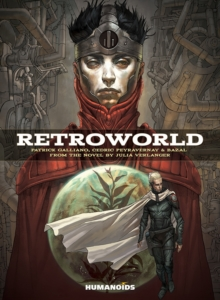 Retroworld, Hardback Book