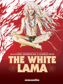 The White Lama, Hardback Book