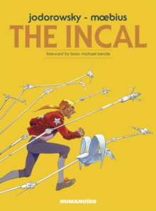 The Incal, Hardback
