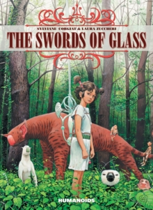 The Swords of Glass, Hardback Book