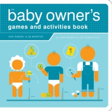 Baby Owner's Games and Activities Book, Paperback