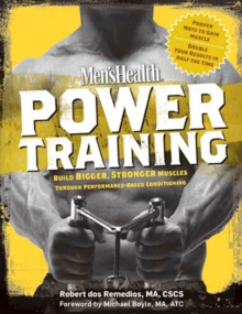"""Men's Health"" : Book of Strength, Paperback"