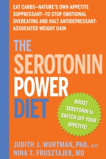 The Serotonin Power Diet, Paperback Book